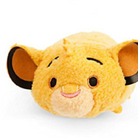 US Disney - Simba ''Tsum Tsum'' Plush - The Lion King - Mini - 3 1/2'' - New with tags