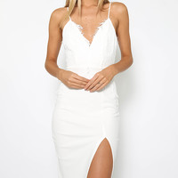 Unreal Dress - White