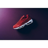 AA SPBEST Nike Air Max 95 Premium - Gym Red/Team Red/White