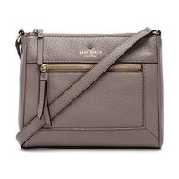 kate spade new york Deni Crossbody in Taupe