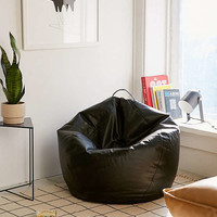 Vinyl Bean Bag | Urban Outfitters