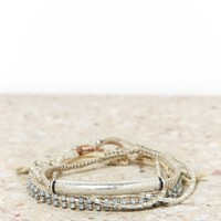 AEO Classic Bracelet Set | American Eagle Outfitters