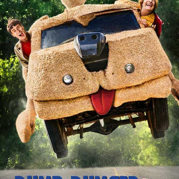 Dumb and Dumber To 27x40 Movie Poster (2014)