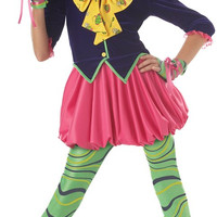 the mad hatter tween costume - large (10-12)