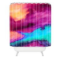 Jacqueline Maldonado The Tide Shower Curtain
