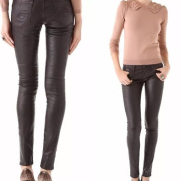 NEW AG GOLDSCHMIED The Legging Super Skinny Jeans (Size 25) - MSRP $245.00!
