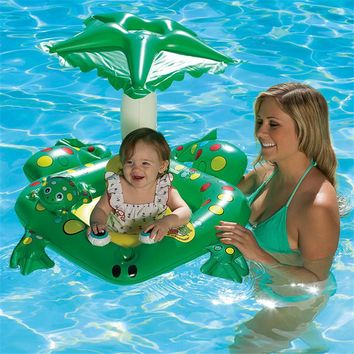 Baby Swimming Ring Dount Seat Inflatable Pool Float Baby Summer Water Fun Pool Toy Kids Swimming in the pool