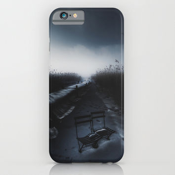 Till death do us part iPhone & iPod Case by HappyMelvin
