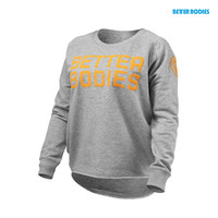 Better Bodies Wideneck Sweatshirt