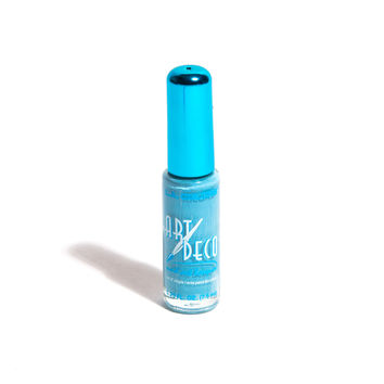 LA Colors Art Deco Nail Art Lacquer - Sky Blue