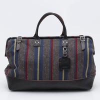 Large Carryall In Stripe
