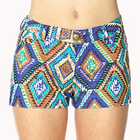 Southwestern-Inspired Shorts