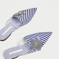 STRIPED MULESDETAILS
