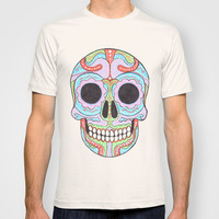 skull T-shirt by The_casbah