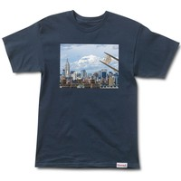 Diamond Supply Co. NY Diamond T-Shirt - Navy