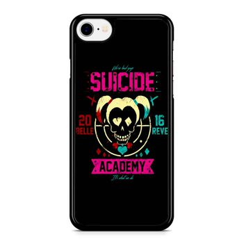 Suicide Academy Harley Quinn iPhone 8 Case