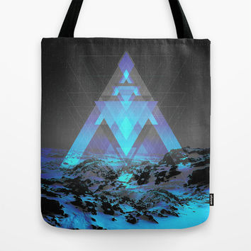 Neither Real Nor Imaginary Tote Bag by Soaring Anchor Designs