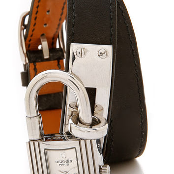 Vintage Hermes Kelly Double Tour Watch
