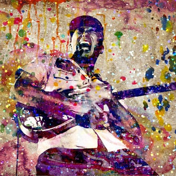 Tom Morello Art - Rage Against the Machine