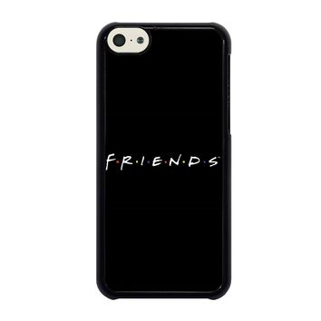 FRIENDS MINIMALISTIC iPhone 5C Case