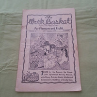 The Work Basket Home and Needle Craft for Pleasure and Profit Volume 15 (2791) December 1949 Number 3