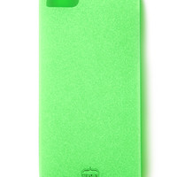 FOREVER 21 Glow-in-the-Dark Phone Case Green One