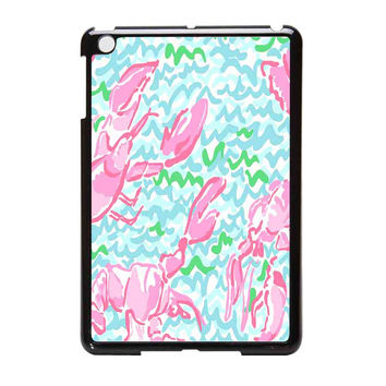 Lilly Pulitzer Lobstah Roll iPad Mini Case