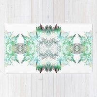 Sequins 3D Explosion #2 Rug by PICTO