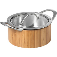 Cat Cora Cook 'n' Serve Pot (1.5-quart)