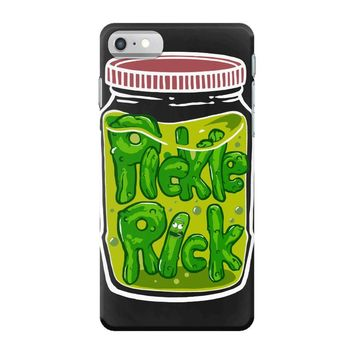 rick & morty i'm pickle rick iPhone 7 Case