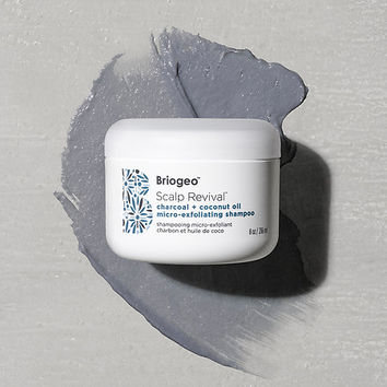 Scalp Revival Charcoal + Coconut Oil Micro-exfoliating Shampoo - Briogeo | Sephora