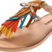 Dirty Laundry Women's Behave Thong Sandal