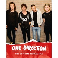 One Direction: The Official Annual 2016 (Hardback)