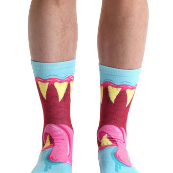 Mouth Crew Socks