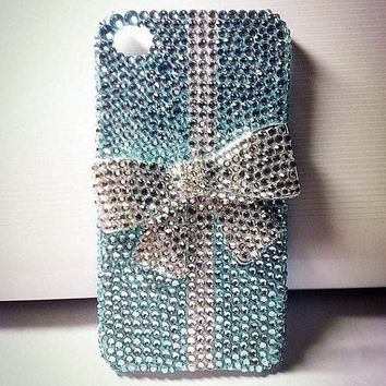 bling crystals iphone case-iphone 5 case-iphone 4/4s case samsung galaxy s2 galaxy s3 case add name phone case