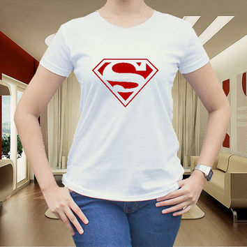 Superman Logo for women t shirt men t shirt tshirt cotton clothing