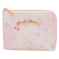 Slim Wallet Key Pouch Korilakkuma Fluffy Cute Dream ❤ San-X Japan Rilakkuma