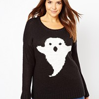 New Look Inspire Ghost Sweater