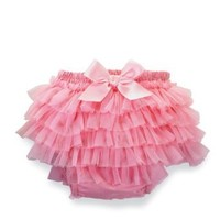 Mud Pie Baby-Girls Pretty Chiffon Bloomers