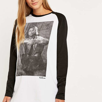 This Is Welcome River Phoenix Girl Crush Raglan T-shirt - Urban Outfitters