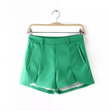Stylish Women's Fashion Shorts [5013393668]