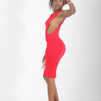 Carrie Body Con Dress
