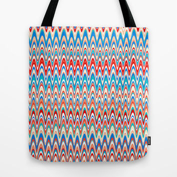 Making Waves Beach Towel Tote Bag by Shawn Terry King