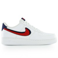 nike AIR FORCE 1 '07 LV8 WHITE/UNIVERSITY RED-BLUE VOID bei KICKZ.com