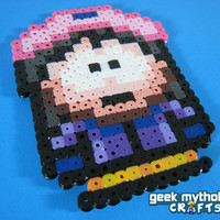 SOUTH PARK Wendy Testaburger Perler Bead Sprite Pixel Art Character