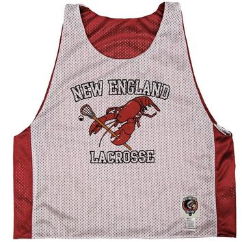 New England Lacrosse Pinnie