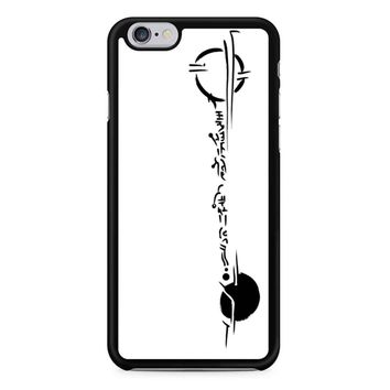 The 100 Lexa Tattoo White iPhone 6/6S Case
