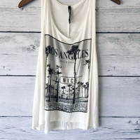 Venice California Tank Top
