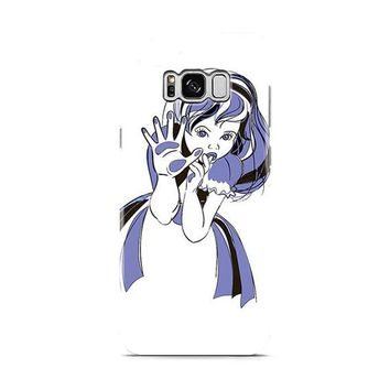 Alice through the looking glass Samsung Galaxy S8 | Galaxy S8 Plus case