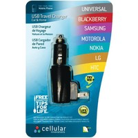 Universal USB Travel Charger For Car & Home